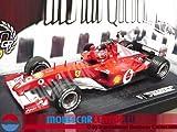 マテル 1/18スケール フェラーリ F2002 フェラーリ150勝 M.シューマッハ