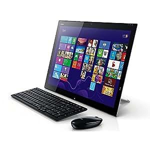 ソニー(VAIO) VAIO ビジネス VAIO Tap 21 (21.5ワイド/タッチ/Win8.1Pro64/Ci5/4GB/500GB) ブラック SVT2122SBJ