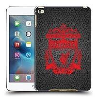 オフィシャル Liverpool Football Club ブラックピクセル2 クレスト2 iPad mini 4 専用ハードバックケース