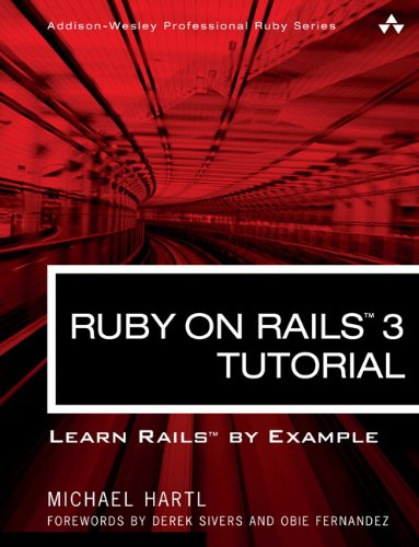Ruby on Rails 3 Tutorial: Learn Rails by Example (Addison-Wesley Professional Ruby Series)の詳細を見る