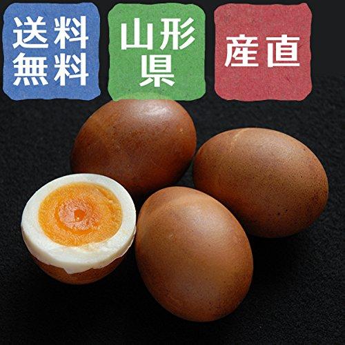 スモッち ときの薫りたまご(半熟燻製卵) 12個ギフト箱【山形県】【産地直送】