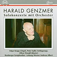 Solo Concert for Orch by H. Genzmer