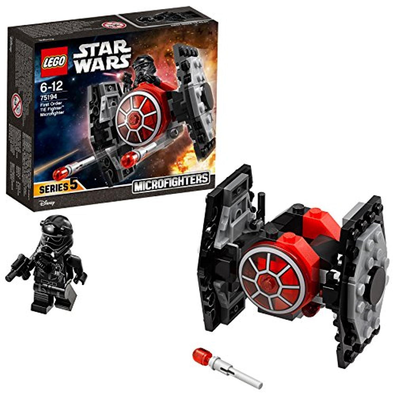 レゴ(LEGO) スター?ウォーズ ファースト?オーダー TIE ファイター™ マイクロファイター 75194