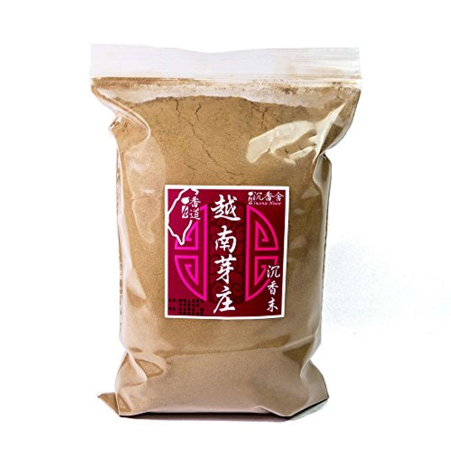 コンテンツセクション鋸歯状Top VN NhaTrang伽羅Aloeswood Incenseパウダー300 g