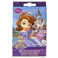 Disney Princess Sofia the First Jumbo Playing Card Game Deck [並行輸入品]