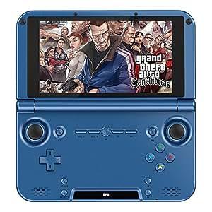 (ジーピーディー)GPD XD 32GB 青 5インチIPS液晶 Android 4.4.4 携帯ゲーム アンドロイド ポータブルゲーム機 ゲーミングタブレット ブルー [並行輸入品]