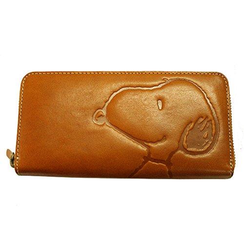 [해외](붸오루) VEOL 스누피 지갑 라운드 지퍼 - 지갑 레이디 - 스 이태리 가죽 용 SNOOPY 지갑 wallet 여성 가죽 SP02 캐릭터/(Veol) VEOL Snoopy Wallet Round Fastener - Long Purse Ladies - Italian Leather SNOOPY Saif wallet Women`s Leather SP02...