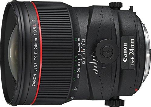 Canon テイルト・シフトレンズ TS-E24mm F3.5L II フルサイズ対応