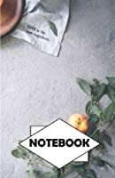 Notebook: Dot-Grid, Graph, Lined, Blank Paper: Table: Small Pocket Diary 110 Pages, 5.5 X 8.5