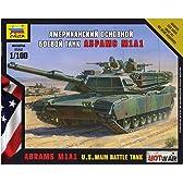 ズベズダ ズベズダ 1/100 M1エイブラムス アメリカ戦車 ZV7405