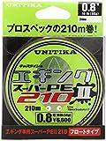 ユニチカ(UNITIKA) ライン キャスライン エギング スーパーPEII 210m 0.8号