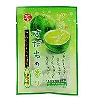 すだちの香り 発泡入浴料 1袋 徳島県産すだち使用 860