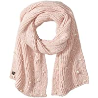 Betsey Johnson Women's Pearl Jam Muffler
