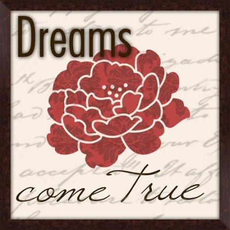 DREAMS COME TRUE.