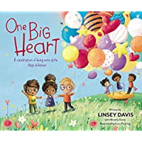 One Big Heart: A Celebration of Being More Alike than Different (English Edition)