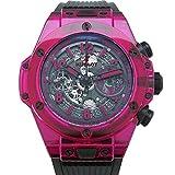 ウブロ HUBLOT ビッグバン ウニコ レッドサファイア 世界限定250本 411.JR.4901.RT 新品 腕時計 メンズ (W169492) [並行輸入品]