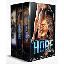HOPE TRILOGY BOX SET: Sacred Sinners MC- Texas Chapter