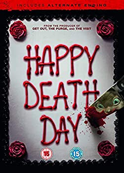 Happy Death Day [Regions 2,4]