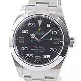 [ロレックス]ROLEX 腕時計 エアキング 116900 中古[1309123] ブラックナンバー 付属:日本ロレックス正規保証書