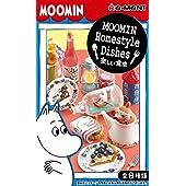 ムーミン Homestyle Dishes 楽しい食卓 BOX商品 1BOX = 8個入り、全8種類