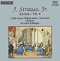 Strauss Jr. J.: Edition Vol.4