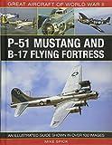 P-51 Mustang & B-17 Flying Fortress (Great Aircraft of World War II)