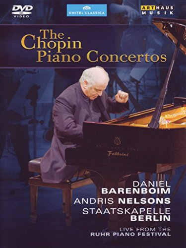 Chopin Piano Concertos [DVD] [Import]