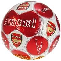 Arsenal FC。'署名'サッカーボール