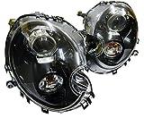 【送料無料】BMW ミニ MINI R55 R56 R57/カムデン仕様 バイキセノンヘッドライト新品(63127269991-63127269992)