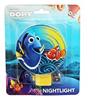 Disney Pixar 's Finding Dory Nemo and Dory Shade子供の夜ライト