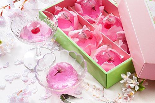 桜ゼリー 春彩めぐりセット