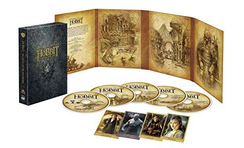ホビット 決戦のゆくえ エクステンデッド エディション DVD版 初回限定生産/5枚組/デジタルコピー付