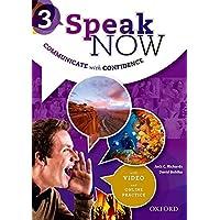 Speak Now: 3: Student Book with Online Practice