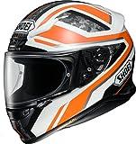 ショウエイ(SHOEI) バイクヘルメット フルフェイス Z-7 PARAMETER(パラメーター) TC-8(ORANGE/WHITE) L(59cm) -