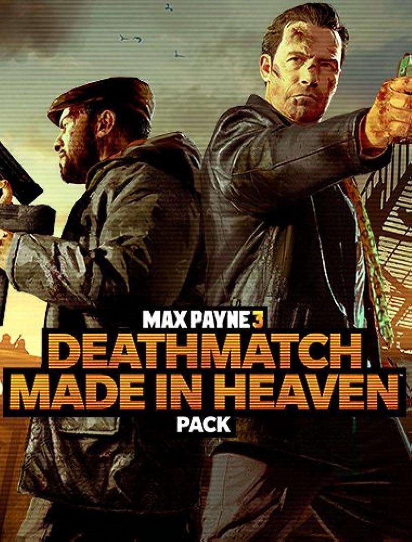 早く虫に勝るMax Payne 3 ? Deathmatch Made in Heaven [オンラインコード]