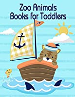 Zoo Animals Books For Toddlers: Children Coloring and Activity Books for Kids Ages 2-4, 4-8, Boys, Girls, Fun Early Learning (Happy Kids)