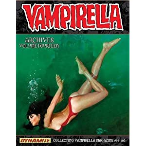 Vampirella Archives 14