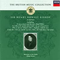Bishop: Shakespeare Songs