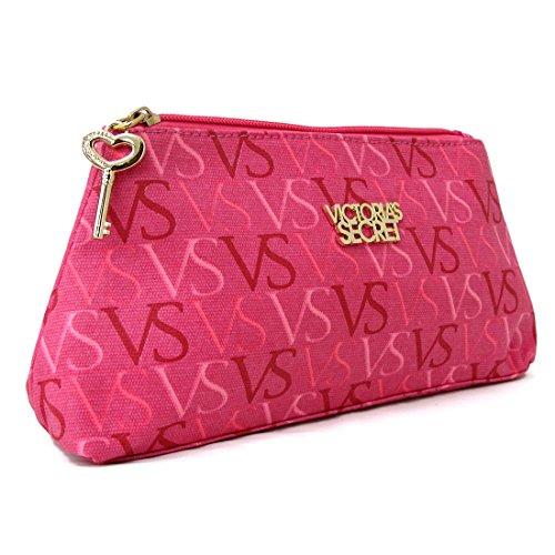 VICTORIA'S SECRET ヴィクトリアシークレット ビクトリア ポーチ 小物入れ コスメポーチ ピンク 並行輸入品 A439-PINK