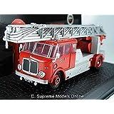 Aec Mercury Edinburgh Fire Brigade Model 1/76Th Scale Packaged Issue K8967Q# by Supreme Models Online [並行輸入品]