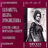 Rossini: Elisabetta