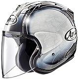 アライ (ARAI) ジェットタイプヘルメット VZ-RAM ハラダツアー 白 55-56cm VZRAM_HARADATOUR_W55