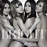 lonely tears♪BRIGHTのCDジャケット