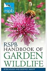 RSPB Handbook of Garden Wildlife Paperback