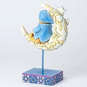 Enesco(エネスコ) Disney Traditions Pooh On Moon 4038499 [並行輸入品]