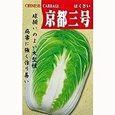白菜 種 【 京都三号 】 種子 小袋(約8ml)
