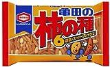 亀田製菓 亀田の柿の種6袋詰 230g×12袋