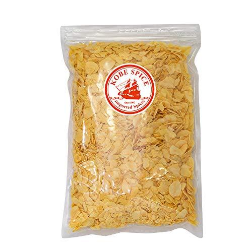 神戸スパイス ガーリックスライス 1kg Garlic Slice にんにく ガーリック フレーク Flake スパイス 香辛料 業務用
