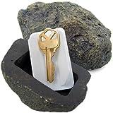 鍵用隠し金庫 石(ROCK) キーボックス(キーBOX)本物そっくり