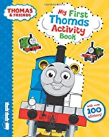 Thomas & Friends: My First Thomas Activity Book (My First Thomas Books)